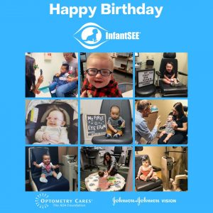 OCVT Celebrates InfantSEE's 15 Years Of Helping Newborns